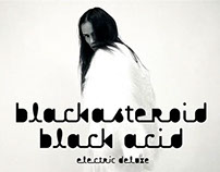 BLACK ASTEROID - BLACK ACID