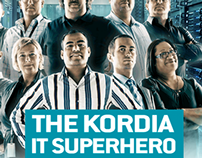 Kordia IT Superhero