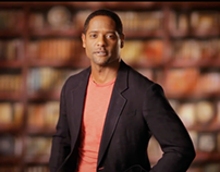 Blair Underwood on ROTC