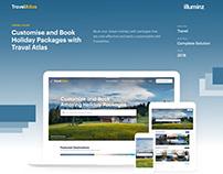 Travel Packages Booking Platform Website