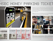HSBC Money Parking Ticket