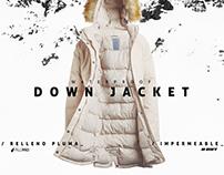 Down Jacket | Lippi
