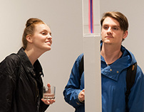Photodoc: SFU Visual Art BFA Grad Exhibit @ Audain
