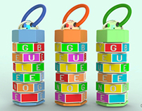 """""""Colortwist"""" - children toy"""