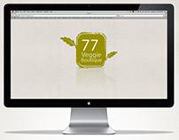 77 Veggie UI