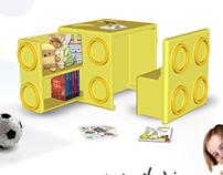 Kid's Workstation (cube)