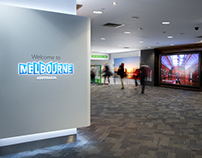 Melbourne International Arrivals