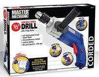 Master Mechanic Packaging for TrueValue