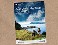 Parks Canada Brochure