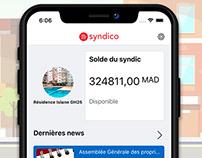 Syndico - Application mobile