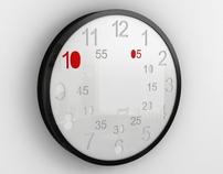 Evince clock
