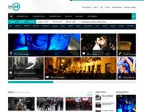 NEWS24, WordPress Professional News/Magazine Theme