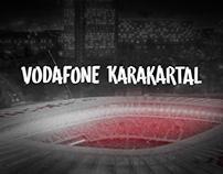 #SenOlmasan - Vodafone KaraKartal