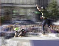 Sport - Roller : Lyon (Fr)