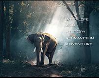 Explore Thailand - Website
