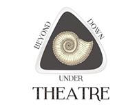 BDU Theatre (Vienna) logo desing