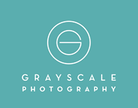 Logo design: Grayscale Photography