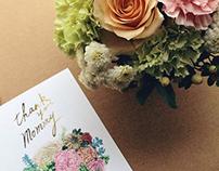 Flower & Card  2014