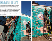 2013 WALL\THERAPY Book