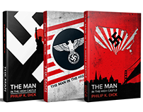 """Philip K. Dick: """"The Man in the High Castle"""" book cover"""