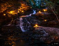 Waterfalls of New-Brunswick