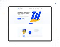 Tiker Ware (web-site design)