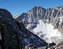 Climb Grainite Peak, the highpoint of MT