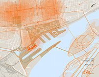 Mapping the City - Montreal