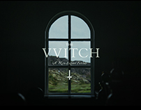 THE WITCH - MAIN TITLE DESIGN