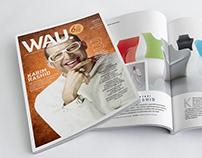 WAU lifestyle magazine 2/2015