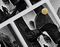 """""""Keiko"""" by Tomasz Gudzowaty / book layout"""