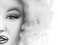 As Marilyn
