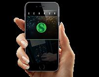 Scraza Mobile App Design