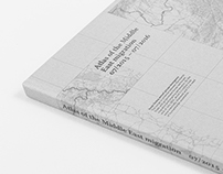 Atlas of the Middle East migration 07/2015 – 07/2016