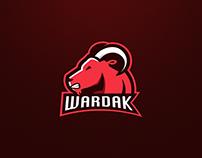 Wardak Esport Mascot Logo