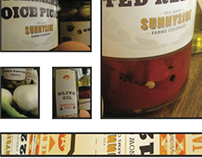 Sunnyside Farms Branding