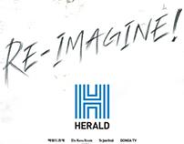 Herald Media Re-Imagine