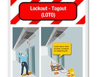 Logout & Tagout