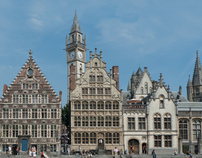 Photoshopping in Gent