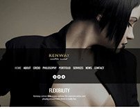 Kenway - Responsive Parallax HTML5 Template