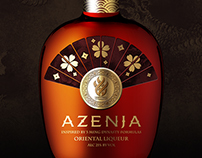 AZENJA - Oriental Liqueur