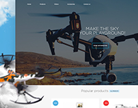 Drone Rent drones & accessories