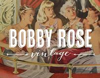 Bobby Rose Vintage: Branding
