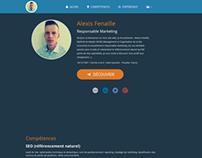 SEO | CV en ligne