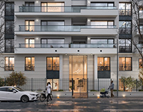 Housing in Paris, France