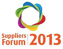 Suppliers Forum 2013