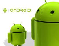 Hotsite Android OS