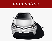 The new MG3 unveiled