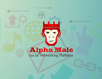 Alpha Male | Social Networking Platform