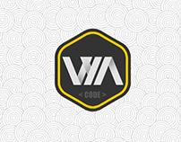 VYAcode - Logo design